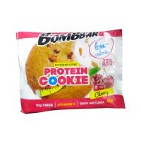 Протеиновое печенье Bombbar Вишня (40г)