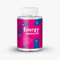 Energy women caps (100капс)