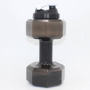 Бутылка-гантеля для воды (2,2л)